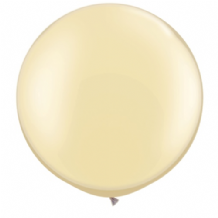 3ft Giant Balloons - Pearl Ivory Latex Balloon 1pc